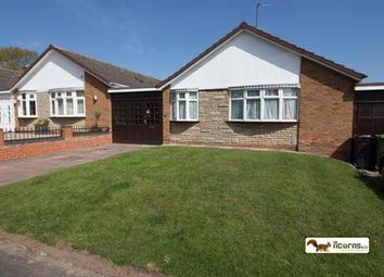 Thumbnail 2 bed bungalow for sale in Blenheim Road, Willenhall
