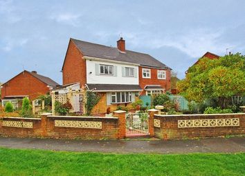 Thumbnail 3 bed semi-detached house for sale in Lyttleton Avenue, Bromsgrove