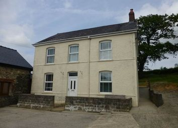 3 bed detached house to rent in Llanfynydd Road, Carmarthen SA32