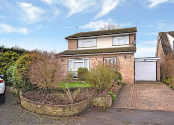 Thumbnail 3 bed detached house for sale in Spillbutters, Doddinghurst, Brentwood
