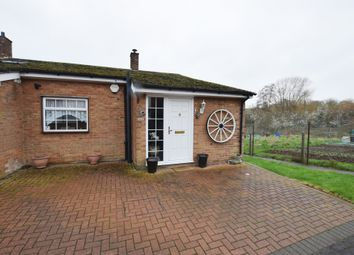 Thumbnail 3 bedroom end terrace house for sale in Collins Meadow, Harlow