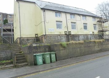 Thumbnail 2 bed flat to rent in Caerphilly Road, Senghenydd, Caerphilly