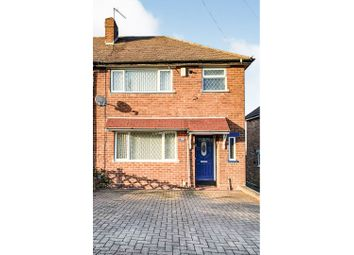 Thumbnail 3 bed semi-detached house for sale in Nuthurst Road, Birmingham
