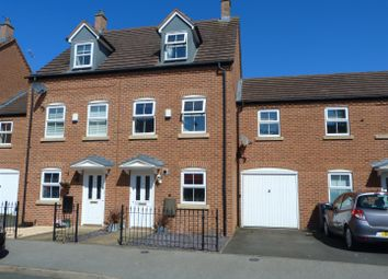 Thumbnail 3 bed town house for sale in Collingwood Road, Kings Norton, Birmingham