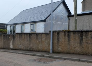 Thumbnail 2 bed bungalow for sale in New Build Opportunity, Rose Street, Thurso