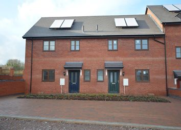 Thumbnail 3 bed terraced house for sale in Padbrook Mews, Cullompton