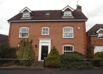 Thumbnail 5 bed property to rent in Bedingstone Drive, Penkridge, Stafford