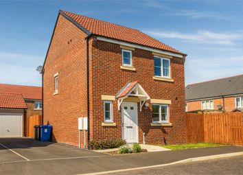Thumbnail 3 bed detached house for sale in Alexandra Close, Ponteland, Newcastle Upon Tyne, Northumberland