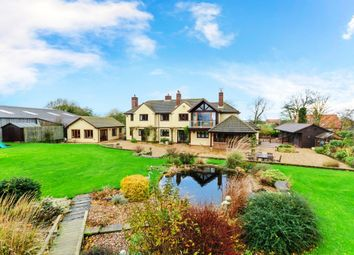 Thumbnail 4 bed detached house for sale in Main Street, Gunby, Grantham