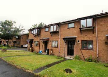 Thumbnail 2 bed terraced house for sale in Llys Daniel Owen, Mold, Flintshire