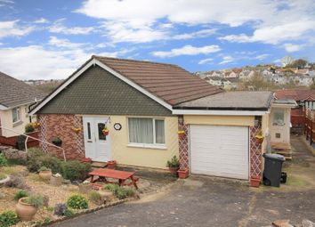 Thumbnail 2 bed detached bungalow for sale in Grange Avenue, Paignton