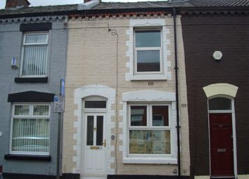 Thumbnail 2 bed terraced house to rent in Wilburn Street, Liverpool