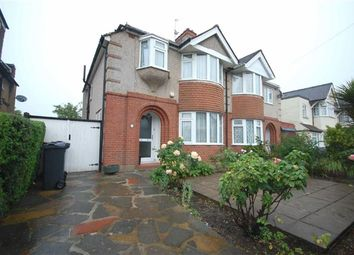 Thumbnail 3 bed semi-detached house for sale in Worple Way, Harrow