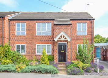 Thumbnail 2 bed town house for sale in Olga Road, Off Carlton Road, Nottingham