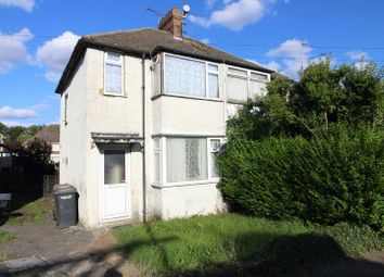 Thumbnail 2 bed semi-detached house for sale in Eighth Avenue, Luton