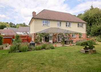 Thumbnail 5 bed detached house to rent in Watermill Close, Brasted, Westerham