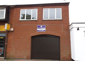 Thumbnail 1 bed flat to rent in Stonehill Avenue, Birstall, Leicester