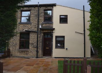 Thumbnail 3 bed end terrace house for sale in Halifax Road, Birchencliffe, Huddersfield