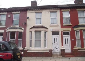 Thumbnail 3 bedroom terraced house to rent in Gwenfron Road, Kensington, Liverpool