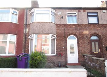 Thumbnail 3 bed terraced house for sale in Portrush Street, Liverpool