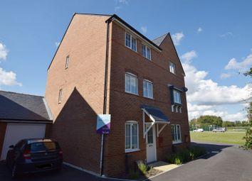 Thumbnail 4 bed semi-detached house to rent in Bulbeck Way, Bognor Regis