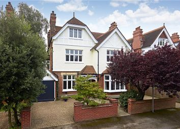 Thumbnail 6 bed detached house for sale in Ridgway Gardens, Wimbledon Village