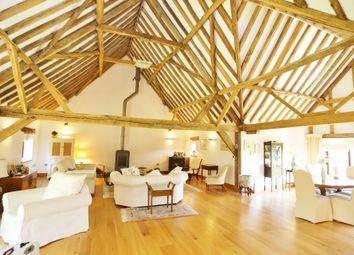 Thumbnail 4 bed barn conversion for sale in Allington Lane, Fair Oak, Eastleigh