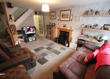 Thumbnail 2 bedroom town house for sale in Roman Close, Earl Shilton, Leicester
