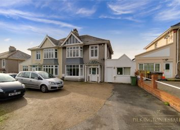 5 bed semi-detached house for sale in Alma Road, Plymouth, Devon PL3