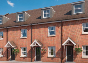Thumbnail 3 bed terraced house for sale in Sweets Way, Whetstone, London