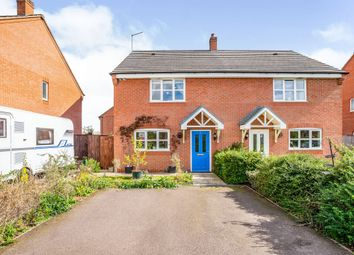 Thumbnail 3 bed semi-detached house for sale in Cavendish Drive, Ashbourne