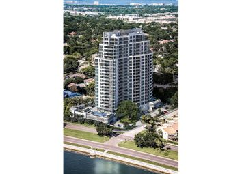 Thumbnail 2 bed property for sale in 3401 Bayshore Boulevard, Tampa, Florida, United States Of America