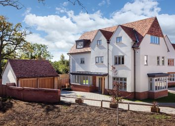 Thumbnail 5 bed detached house for sale in Hempstead Road, Radwinter, Saffron Walden