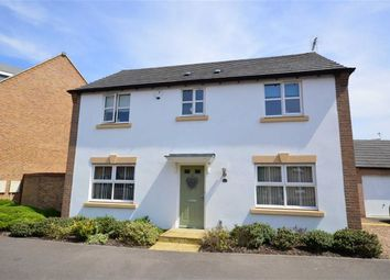 Thumbnail 4 bedroom property for sale in Hadrians Walk, North Hykeham, Lincoln