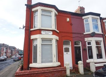 Thumbnail 3 bed property to rent in Micklefield Road, Wavertree, Liverpool