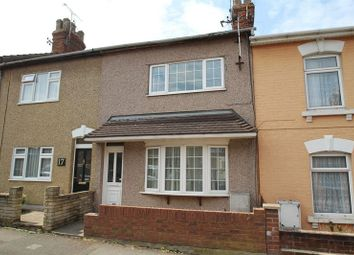 Thumbnail 3 bedroom terraced house for sale in Read Street, Swindon