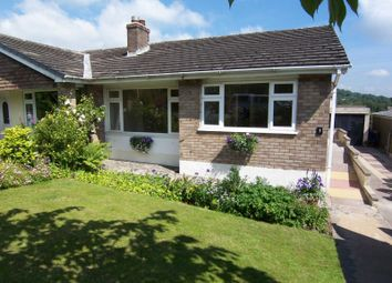 Thumbnail 2 bed semi-detached bungalow to rent in Turncliffe Close, Buxton