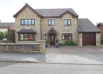 Thumbnail 4 bed detached house for sale in Delph Bank, Walton, Chesterfield