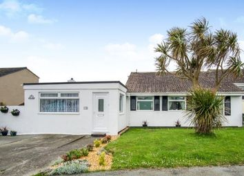 Thumbnail 4 bed bungalow for sale in Newlands Park Estate, Valley, Holyhead, Sir Ynys Mon