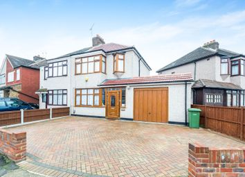 Thumbnail 3 bed semi-detached house for sale in Jersey Road, Rainham