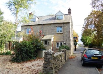Thumbnail 2 bed cottage to rent in Main Road, Alvescot, Bampton