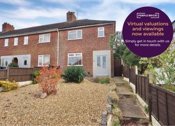 Thumbnail 3 bed end terrace house for sale in Leedham Avenue, Tamworth
