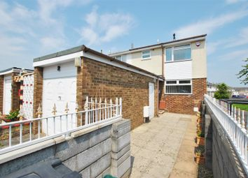 Thumbnail 3 bedroom end terrace house for sale in Leaholme Gardens, Whitchurch, Bristol