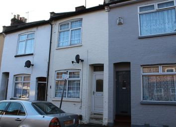 Thumbnail 3 bed terraced house for sale in Hillside Road, Luton