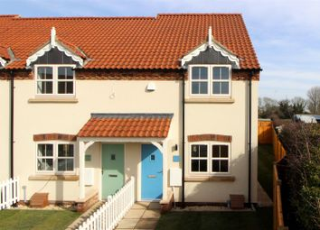 Thumbnail 2 bed end terrace house for sale in Plot 1, Rudds Yard, Nafferton, Driffield
