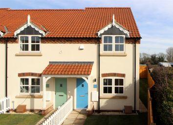 Thumbnail 2 bed end terrace house for sale in Plot 1, Rudds Yard, Nafferton, Driffield
