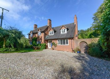 Thumbnail 3 bed detached house for sale in Standford Bridge, Newport