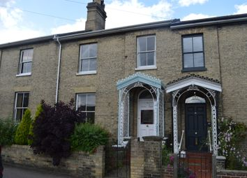 Thumbnail 3 bed terraced house for sale in Station Road, Beccles