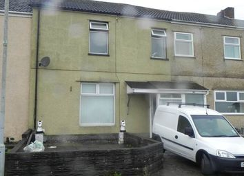Thumbnail 3 bed property to rent in Llanerch Road, Bonymaen, Swansea