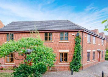 4 bed semi-detached house for sale in Beddoes Croft, Medbourne, Milton Keynes MK5